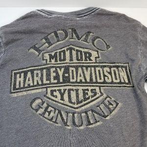 Genuine Motor Clothes Harley Davison Shirt